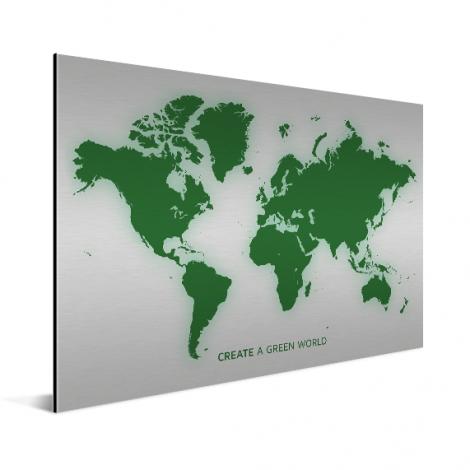 Groen aluminium