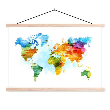 Ecoline textielposter