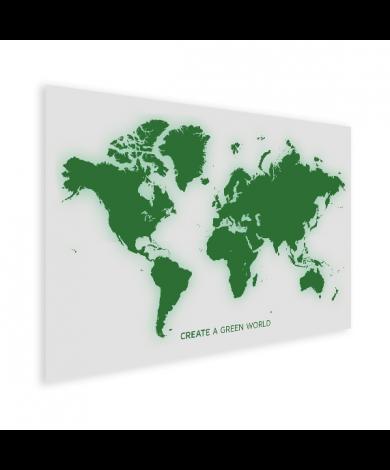 Groen poster